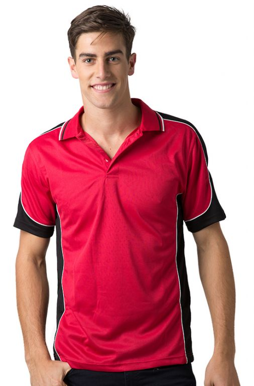 Adult Red Polo Shirts